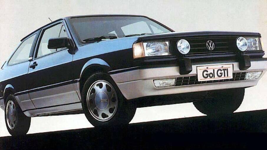 A versão GTI surgiu na linha 1989 do Gol e foi o primeiro nacional a ganhar injeção eletrônica de combustível.