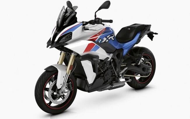 Linha 2021 das motos BMW está em conformidade com as normas de emissões Euro5, sem afetar o rendimento do motor