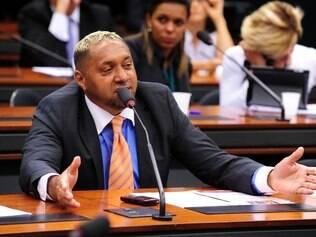 Tiririca é um dos deputados que não se ausentou de uma só sessão de plenário desde o início do mandato