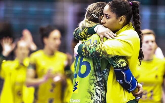 Romênia derrota o Brasil pelas oitavas do Mundial feminino de handebol