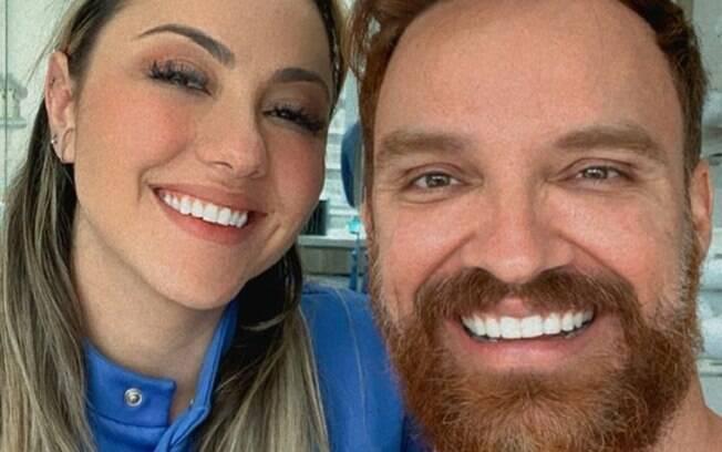 Manuela Bafini e Alex Morenno