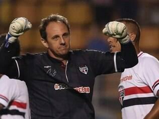 Rogério Ceni aumentou a sua coleção de gols com a camisa do São Paulo