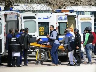 Sequestro terrorista deixa 21 mortos na Tunísia