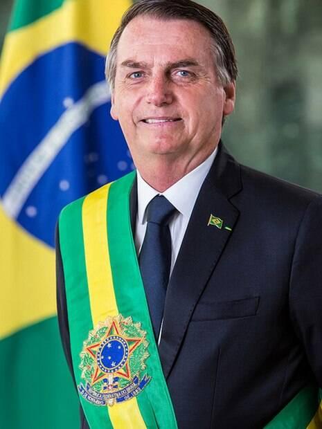 Fotógrafo oficial da Presidência da República tirou retrato oficial do presidente Jair Bolsonaro