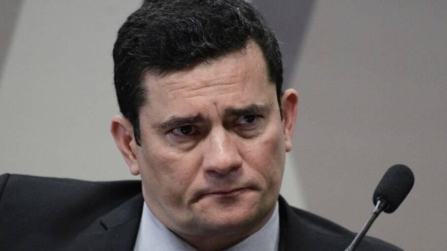 Ex-juiz Sergio Moro foi ministro da Justiça e Segurança Pública no governo de Bolsonaro