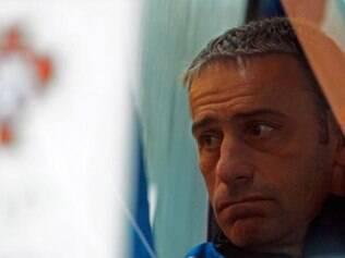 O técnico Paulo Bento concedeu entrevista coletiva e foi bombardeado pro perguntas sobre o craque Cristiano Ronaldo nesta quinta-feira