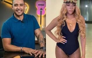 Revoltado, Diogo Nogueira ignora Ludmilla após ela vencer 'Show dos Famosos'