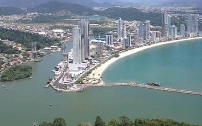 Florianópolis, em Santa Catarina