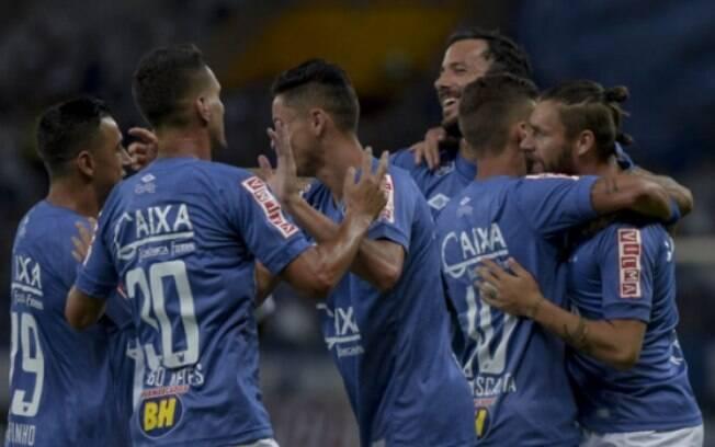 O Cruzeiro já fez seis no São Francisco em 2017