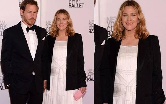 Will Kopelman e Drew Barrymore: novos papais do pedaço