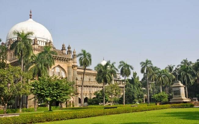 Mumbai, na Índia, é um destino encantador para os hóspedes de cruzeiros