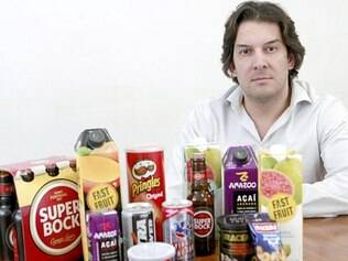 Persistência. O CEO da Globalbev, Bernardo Fernandes, 39, demorou oito anos para faturar R$ 50 milhões e achar caminhos de crescimento maior