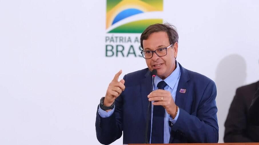 Gilson Machado, ministro do Turismo