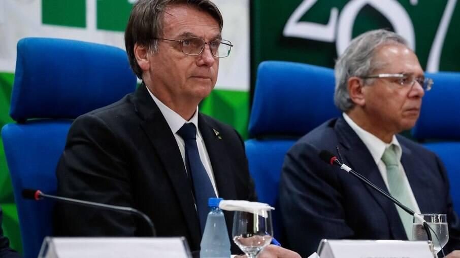 Esse é o primeiro passo para a sanção do Orçamento de 2021, que deve ser assinado por Bolsonaro nesta quinta-feira (22)