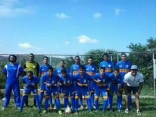 Garotos do União Bambense treinam forte para as competições deste ano