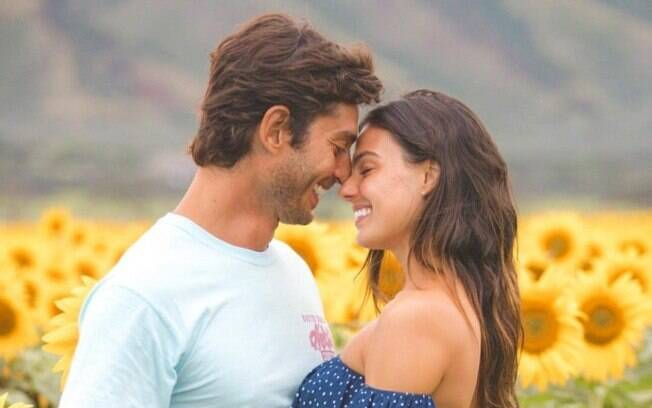 Isis Valverde e Andre Resende vão se casar no próximo dia 10, em um sítio em Guaratiba, na zona oeste do Rio de Janeiro