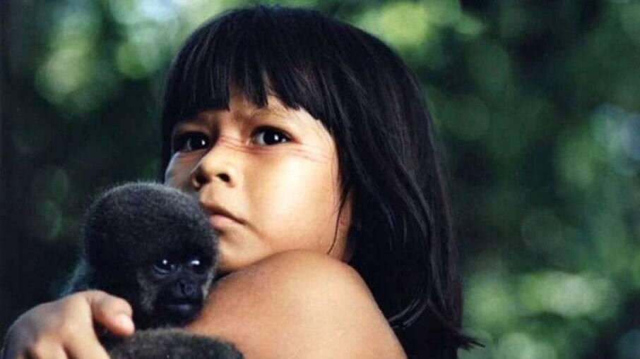 Cena do filme Tainá: Uma Aventura na Amazônia