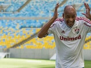 Assis foi campeão brasileiro em 1984 pelo Fluminense