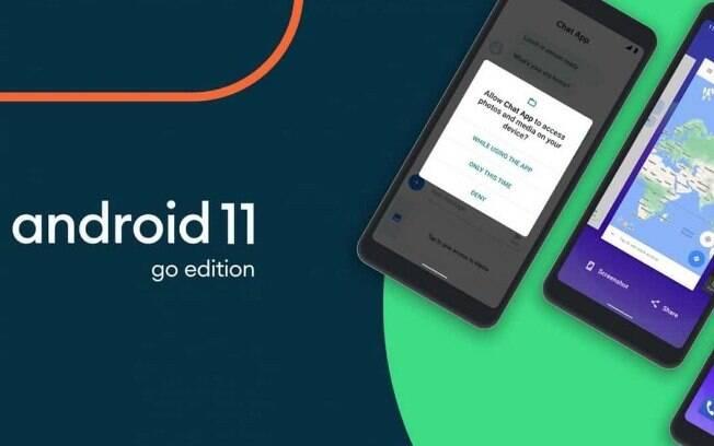 Android 11 Go é anunciado