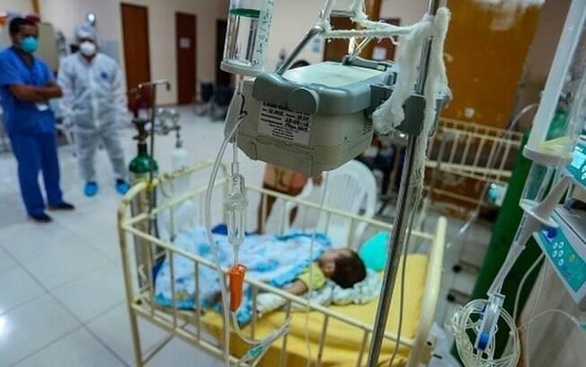 Covid longa: brasileiros investigam alterações cardíacas em criancas e adolescentes