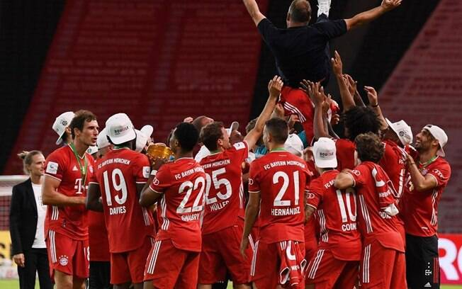 Bayern vence mais um título