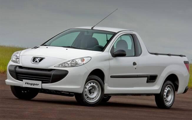Ruim de vendas, a Peugeot Hoggar teve uma morte prematura, mesmo sendo uma das picapes pequenas mais legais de dirigir.