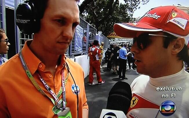 Luciano Burti (2000-2001): disputou 15 corridas pelas equipes Jaguar e Prost. Aos 38 anos, corre pela Stock Car e ainda comenta a F1 pela TV Globo