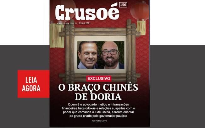 A 'filial chinesa' de Doria