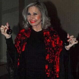 Pepita Rodrigues em foto de arquivo