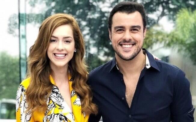 Joaquim Lopes e Sophia Abrahão  são os apresentadores da nova fase do