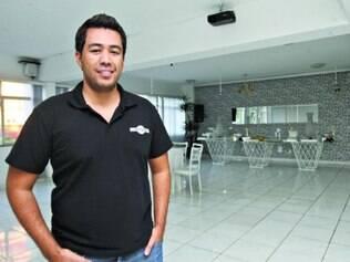 Concorrência. O bufê de Daniel Henrique está oferecendo desconto de até 15% para as vítimas
