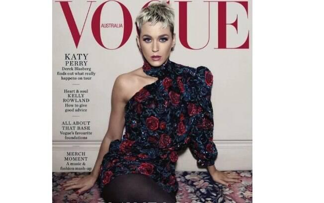 Katy Perry revelou que precisou de reabilitação após resposta dos fãs sobre seu último álbum