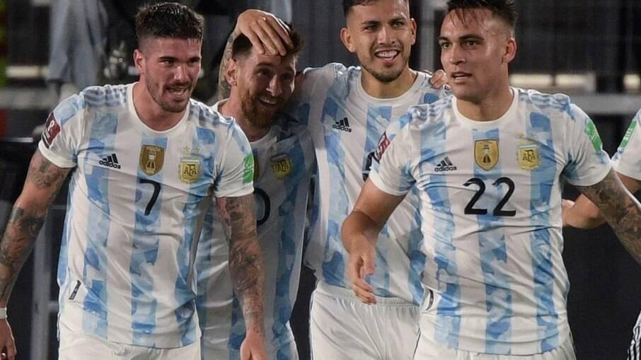 Argentina recebe o Peru nas Eliminatórias
