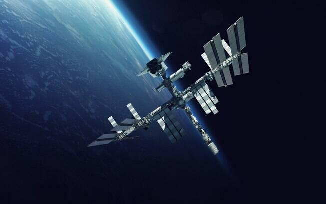 A Estação Espacial Internacional poderá ser observada em seis ocasiões diferentes: entre os dias 19 e 24 de junho