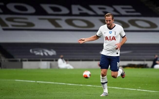 Caso Mbappé deixe o PSG, Pochettino quer Harry Kane