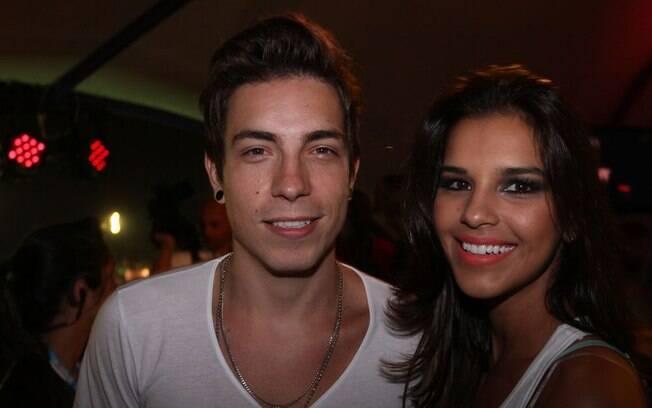 Di Ferreiro e Mariana Rios: ainda sem data para o casamento
