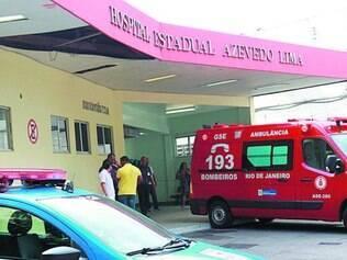 Cinematográfico. Quinze homens armados invadiram hospital e resgataram traficante no Rio