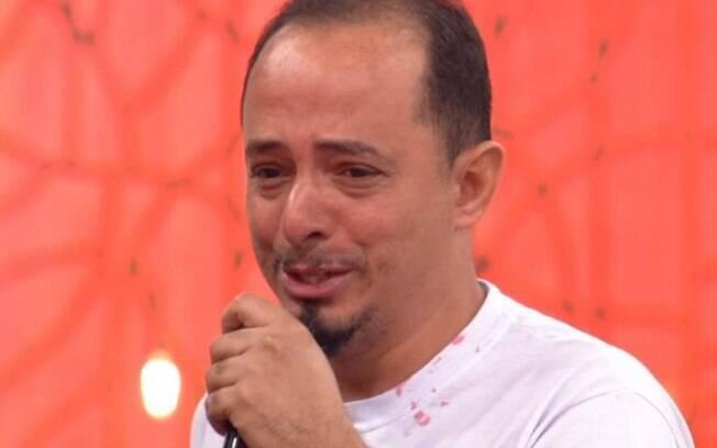 Adegilson Lima, pai de Ágatha Félix