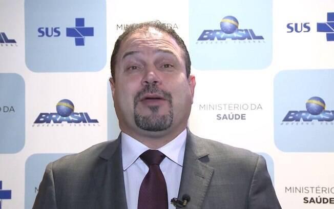 Francisco Figueiredo permanece à frente da Secretaria de Atenção à Saúde
