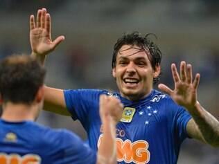 Goulart é o atual artilheiro isolado do Brasileiro, com oito gols