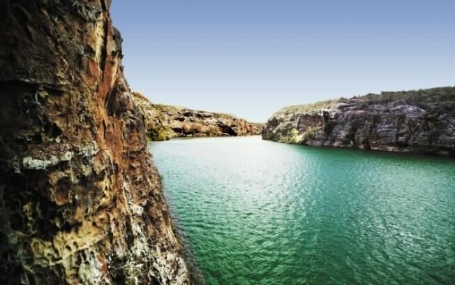 Xingó surpreende visitantes com belas paisagens