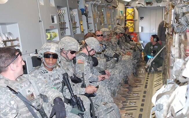 Haiti solicita envio de forças militares dos Estados Unidos