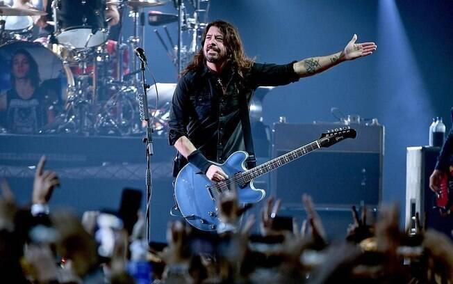 Foo Fighters é uma das atrações do Rock in Rio Brasil 2019