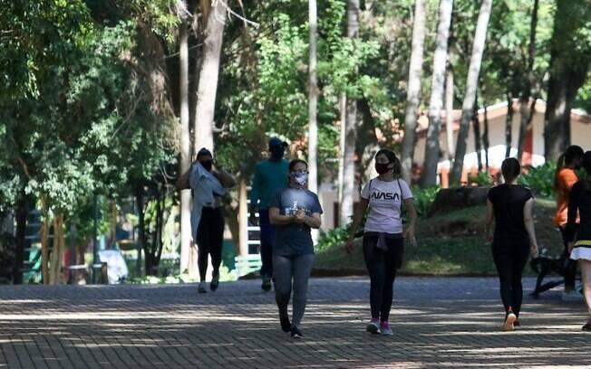 Reabertura de setores tem movimento tranquilo em Campinas