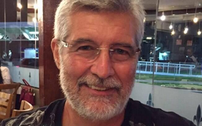 O juiz aposentado Ivan Sartori: pré candidato à prefeitura de Santos surge como favorito para o Ministério da Justiça