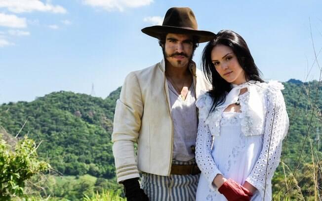 Pedro promete atrapalhar o romance de Anna e Joaquim