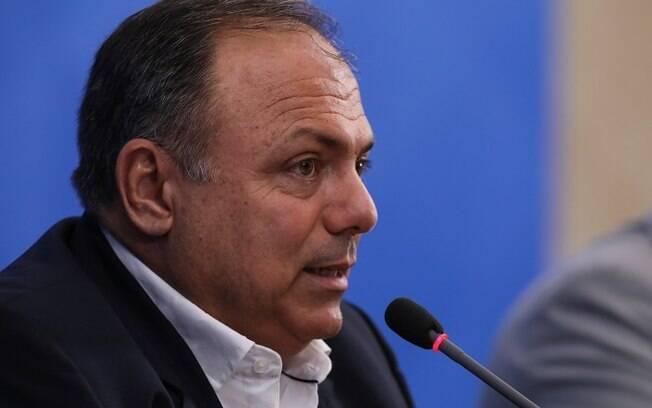 General Eduardo Pazuello está há dois meses no comando do Ministério da Saúde.