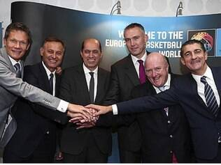 Fiba Europa define sedes do Europeu Masculino de Basquete em 2015