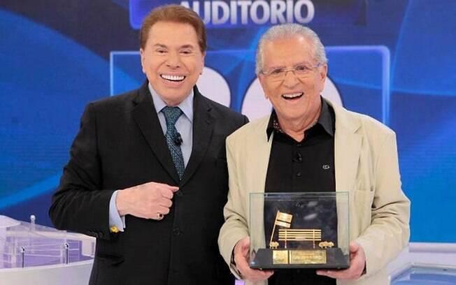 Carlos Alberto de Nóbrega fala de briga com Silvio Santos
