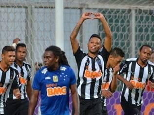Sem oportunidades, André volta a ter chances e faz o gol da vitória atleticana sobre o Cruzeiro